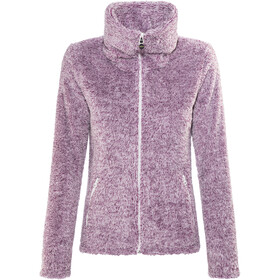 Meru Kurgan Fleece Jacket Women boysenberry light